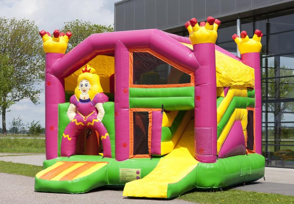 Springkasteel-Prinses-Jumpsterfun